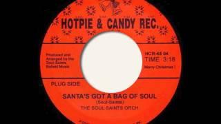 The Soul Saints Orchestra - Santa