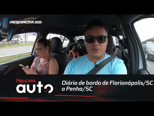 Retrospectiva 2020: Diário de bordo de Florianópolis/SC a Penha/SC