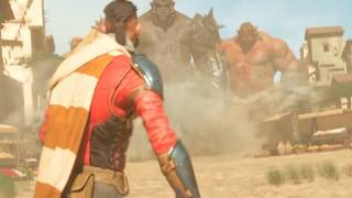 EXTINCTION Official Gameplay Trailer   E3 2018   PS4/Xbox One/PC   GamePlayRecords