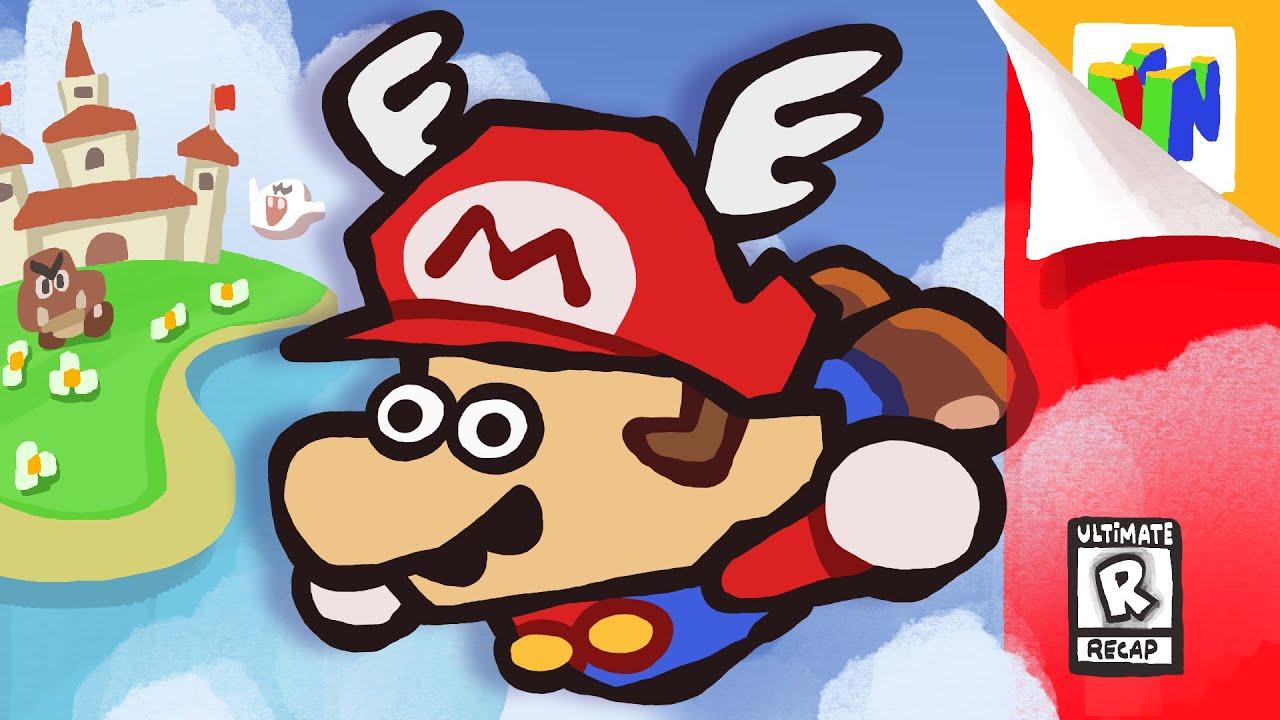 "Download The Ultimate ""Super Mario 64"" Recap Cartoon"