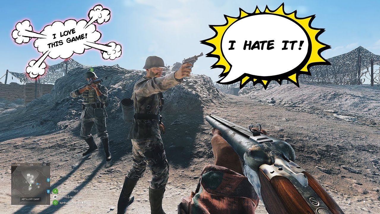 What do real Battlefield 5 Players actually think about the game