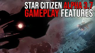 star citizen alpha 370 gameplay features getting ready for live