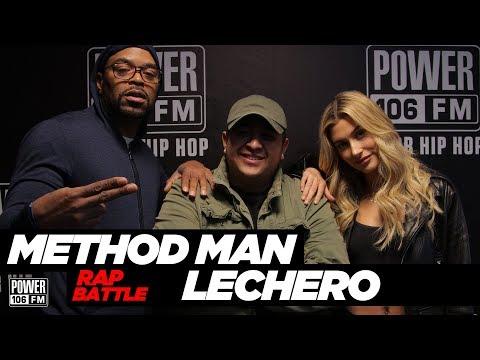 Method Man Tears Apart Opponent In Rap Battle