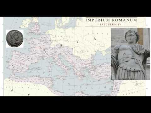 Roman History 29 - Constantius To Julian 337-361 AD