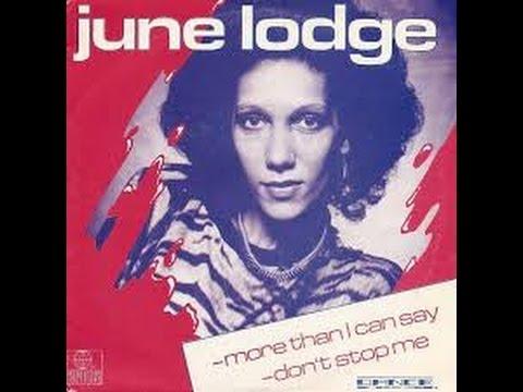 June Lodge Someone Loves You Honey Lyric Video