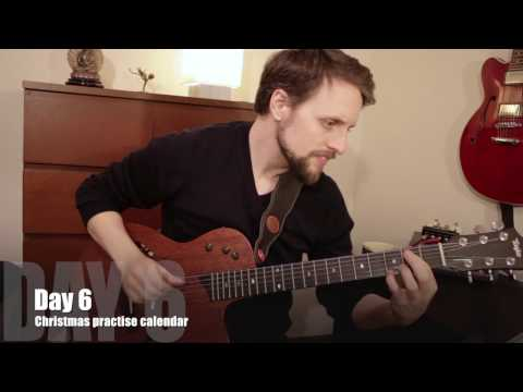 Christmas Chord Melody - Beside Thy Cradle Here I Stand