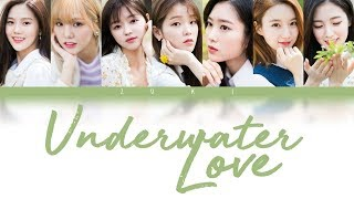 Oh my Girl - Underwater Love