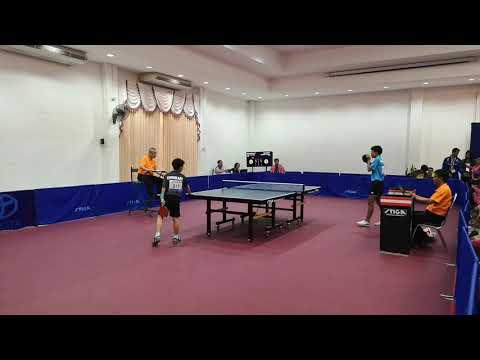 """Nine pingpong: ทีมขอนแก่น กีฬาเยาวชนแห่งชาติ ครั้งที่ 35 """"บุรีรัมย์เกมส์""""10-20 พค.62ขอนแก่นvsกรุงเทพ"""