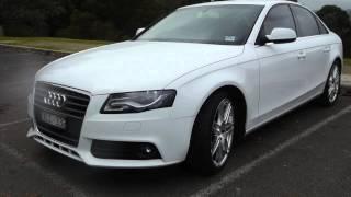 Audi A4 2010 B8 - Auto Marketing Video