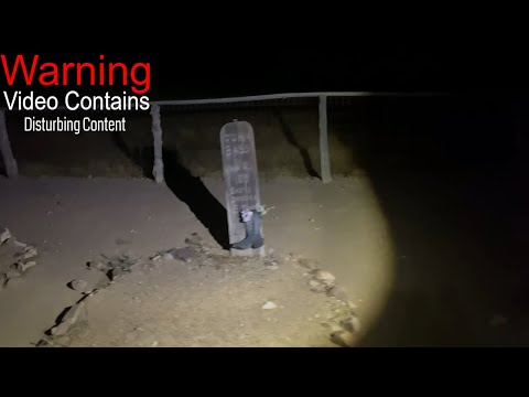 Ouija Board On Real Killer's Grave (Very Scary) Paranormal Activity Caught On Camera