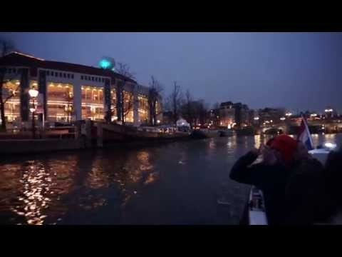 Cannabis Culture in Amsterdam: Green House Seeds Canal Boat Tour