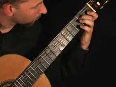 Dionisio AGUADO - Valse in A Major