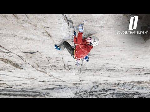 First ascent on The Diamond - Longs Peak (14,255'), Colorado