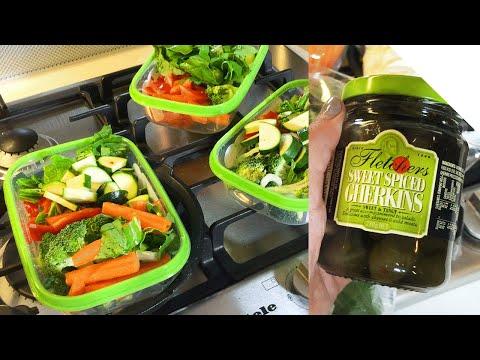 VLOG — Organising healthy food & Shopping!
