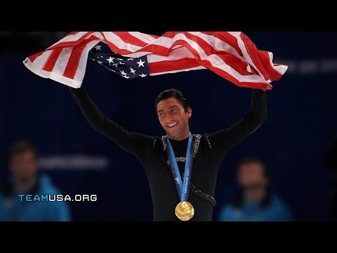 Evan Lysacek | Great Moments In Team USA History