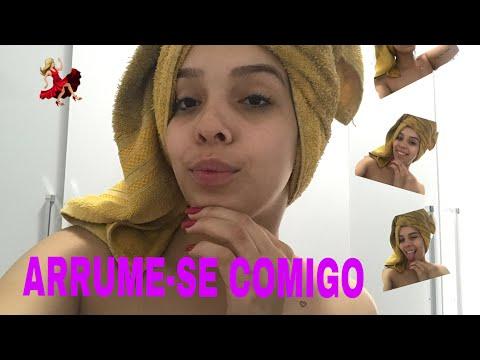 ARRUME-SE COMIGO: make e look para churrasco com a família