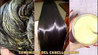 ¡Mi abuela de 65 años me explicó este antiguo remedio para el crecimiento del cabello! thumbnail