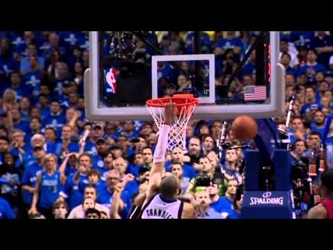 NBA FINALS - Dirk's Sick Game