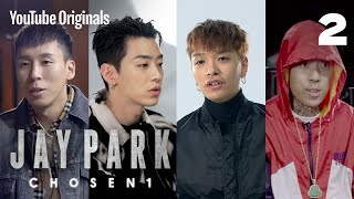 Ep 2 Above Ordinary | Jay Park: Chosen1