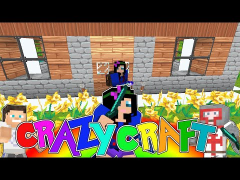 OMG WONDERWALL! | 13 | MINECRAFT CRAZY CRAFT 3.0