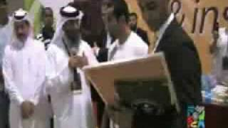Guinness World Record 2009 QATAR  Most Push-ups Using Back of The Hand In One Minutes