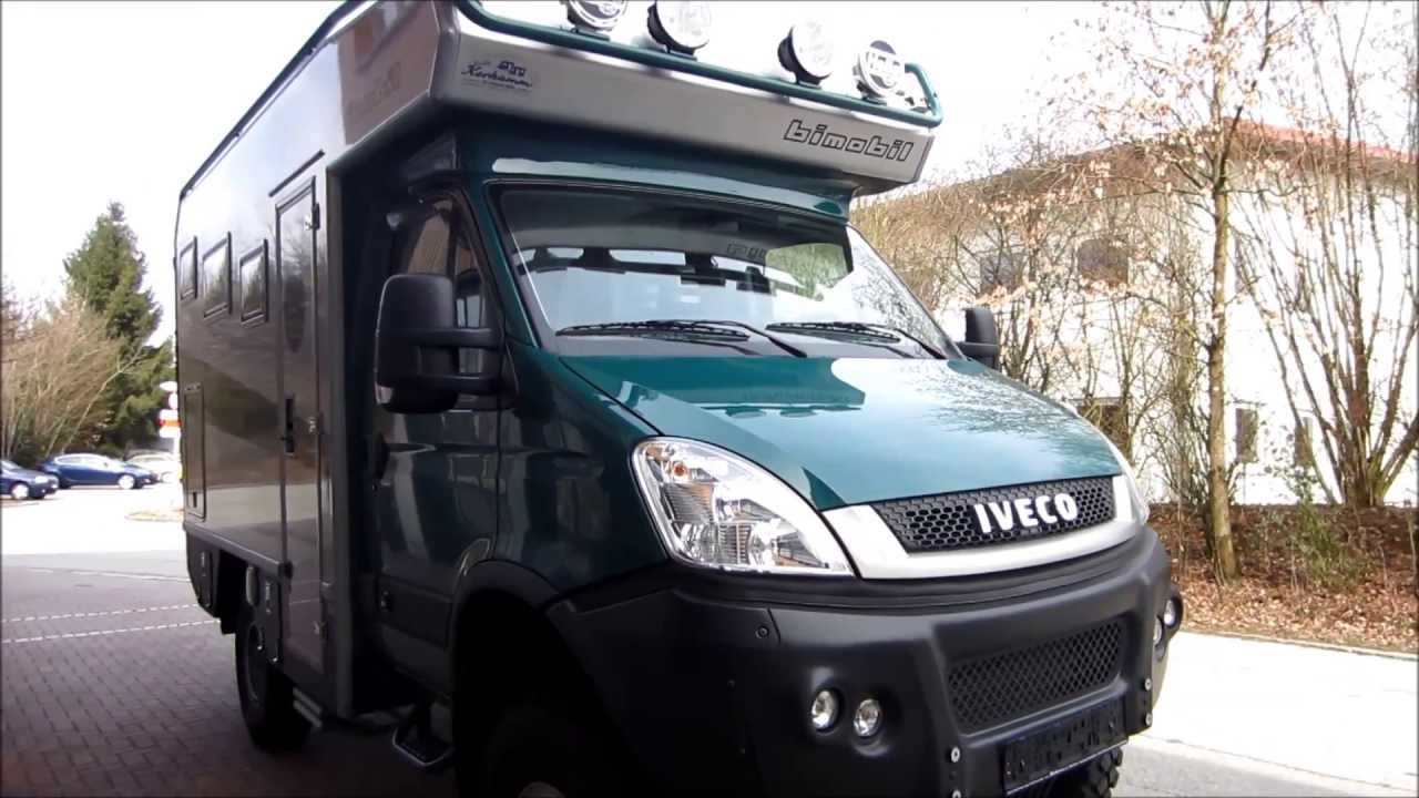 bimobil ex 345 expeditions wohnmobil overland youtube. Black Bedroom Furniture Sets. Home Design Ideas