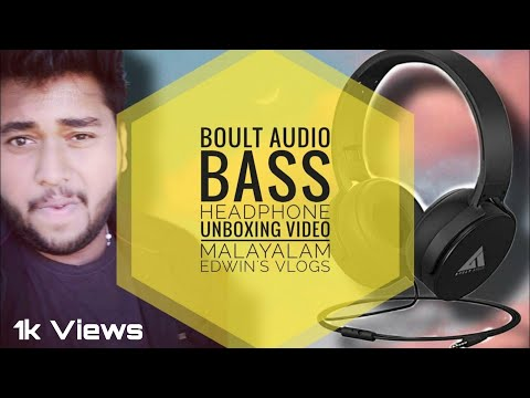 Boult Audio Bass Buds Q2 Over-Ear Wired || UNBOXING || Edwin's Vlogs