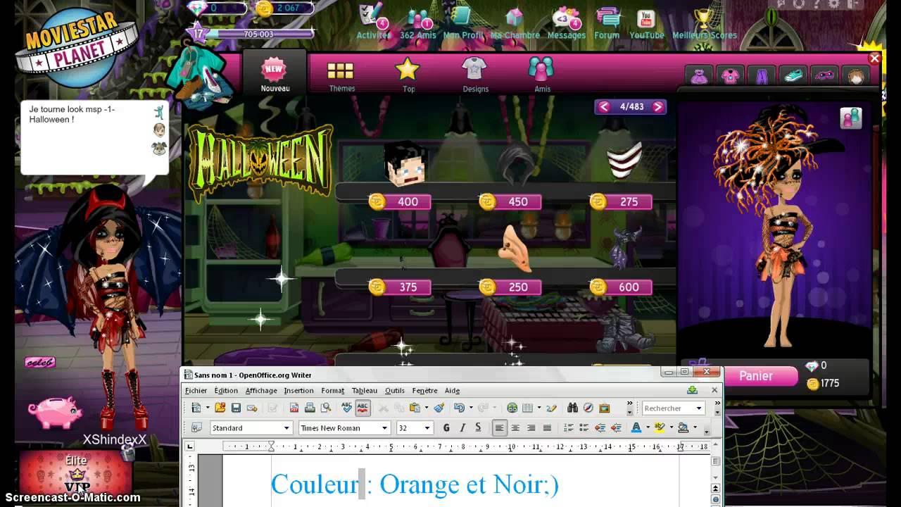 Halloween Make Looks