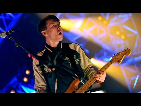 Franz Ferdinand - Take Me Out at the 6 Music Festival