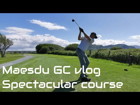 MY FIRST ROUND AT MAESDU GC - COURSE VLOG - SUCH A TOUGH TRACK