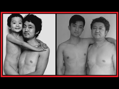 FATHER AND SON TOOK THE SAME PICTURE FOR 29 YEARS, but in the last photo eveything changed