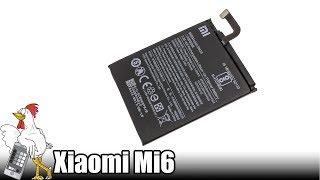 Guía del Xiaomi Mi6: Cambiar batería
