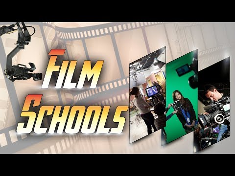 Film Schools in America - [Top 10] Best Film Schools In The US