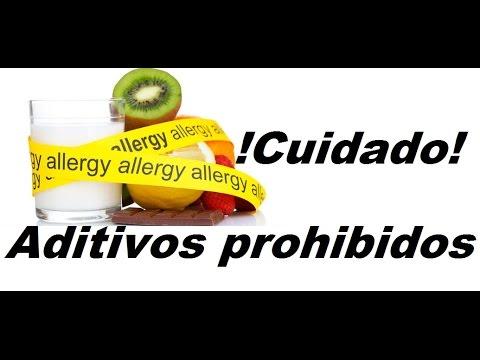 7 Aditivos  peligrosos permitidos en USA y prohibidos en Europa