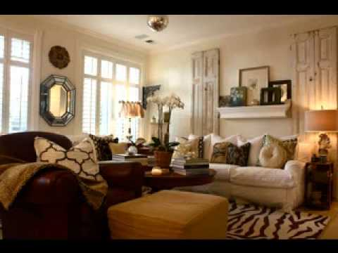 Animal print living room ideas - YouTube