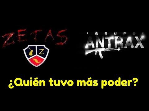 Los Zetas VS Los Ántrax: ¿quién tuvo más poder?