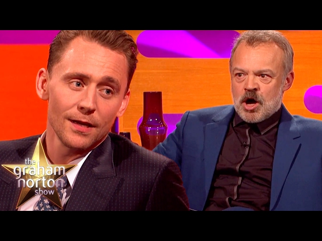 Tom Hiddleston Was Scared Filming the New King Kong Movie - The Graham Norton Show