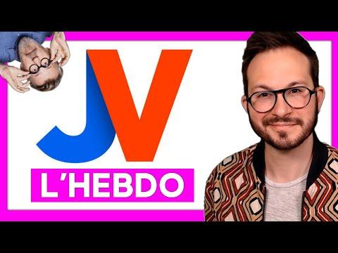 JV L'HEBDO : J'ai des choses à vous dire sur la rentrée 🥳