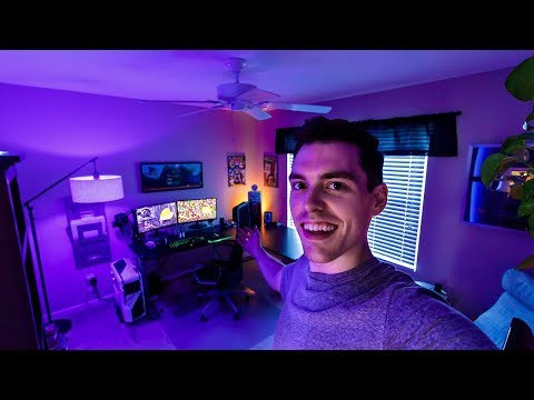 BEST OFFICE ON YOUTUBE?! (2018 Office Tour)