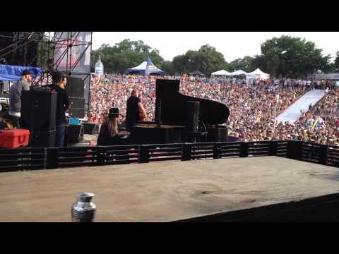 Free Press Summerfest 2012 Willie Nelson