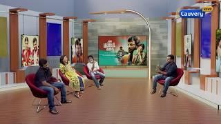 Oru Kuppai Kadhai Movie Team Interview   Dinesh   Manisha Yadav   Kaali Rangasamy   Cauvery Talkies