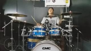 กอดครั้งสุดท้าย feat. ธัญญ่า อาร์ สยาม : เบิ้ล ปทุมราช อาร์ สยาม [drum cover zack]