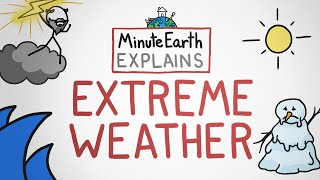 Extreme Weather | MinuteEarth Explains