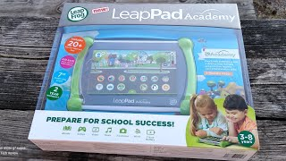 Leap Pad Academy Leap Frog Kids Tablet Unboxing Review Vs Leap Pad Epic