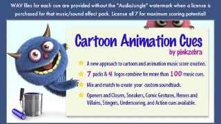 Zeichentrick und Animation, - Musik im Hintergrund - Royalty-free AudioJungle