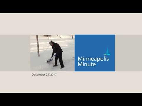 December 25, 2017 Minneapolis Minute
