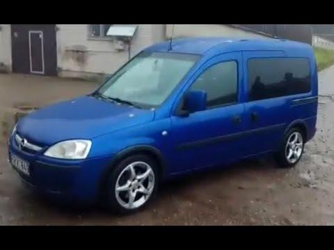 Opel Combo 1.7l Дизель, Грузопассажирский - продолжаем поиски в Прибалтике