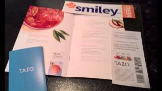 Smiley 360: Tazo® Iced Tea Concentrates #review #tazotea #newwaytotea #smiley360