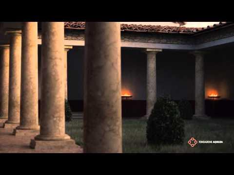 Viaggio virtuale nell'Aquileia Romana