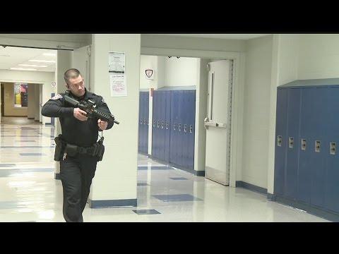 Austintown teachers finish ALICE training, unaware of Ohio shooting